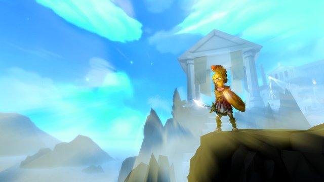Go Heroes: Prometheus, το ελληνικό videogame που χρειάζεται τη στήριξή μας