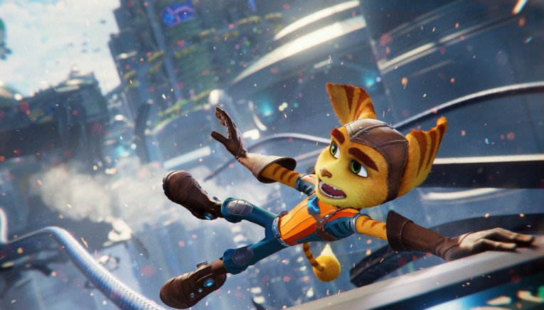 Ratchet & Clank: Rift Apart Special Preview