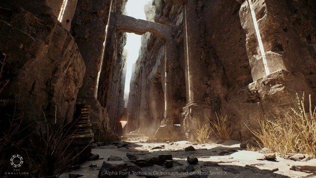 """Δείτε το εντυπωσιακό tech demo """"Alpha Point"""" της Unreal Engine 5 από την The Coalition"""