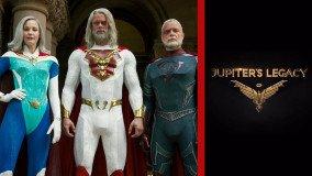Teaser trailer για το Jupiter's Legacy του Netflix