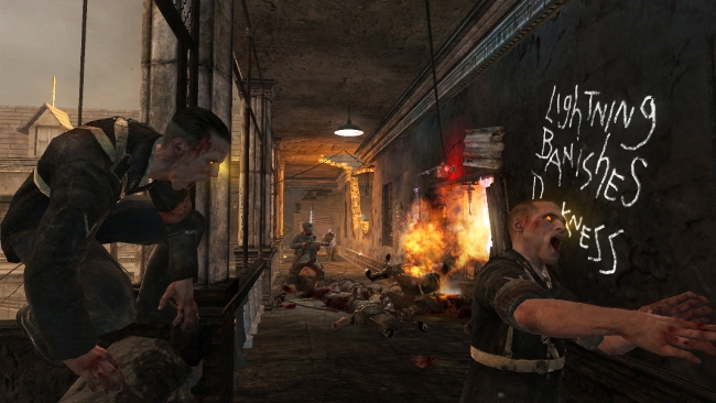 Call Of Duty World At War: Nazi Zombies