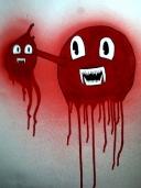 Blood dot